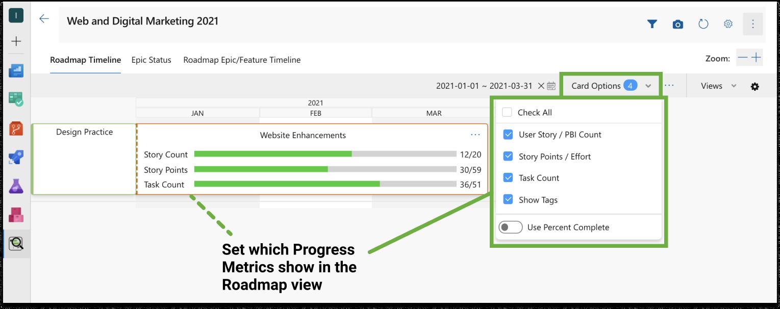 Figure 6 - portfolio-pp extension: edit metric settings